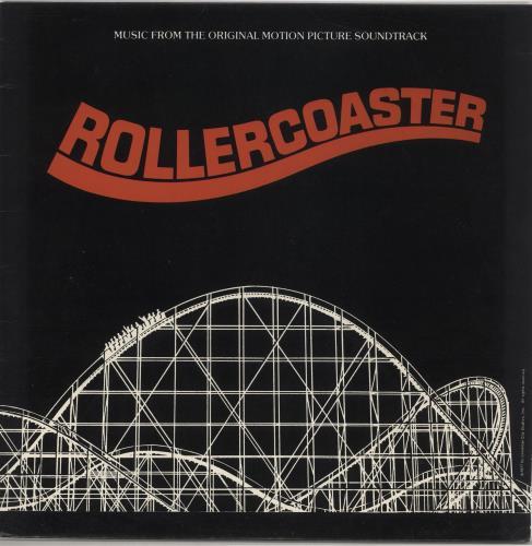 Lalo Schifrin Rollercoaster vinyl LP album (LP record) UK LALLPRO729055