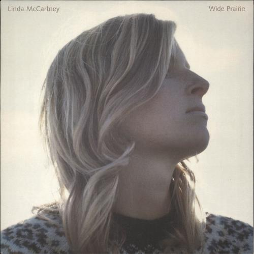Linda McCartney Wide Prairie vinyl LP album (LP record) UK LMCLPWI124496