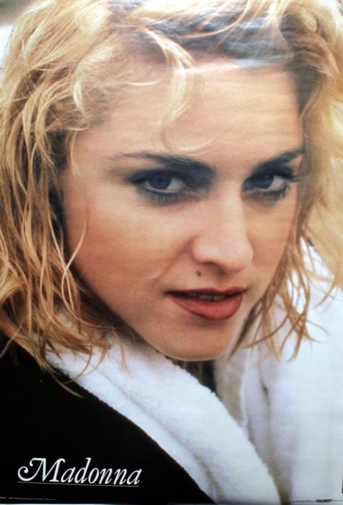 Madonna 1986 Poster German Poster 560579