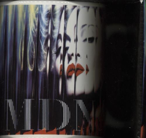 Madonna MDNA - Mug memorabilia UK MADMMMD729591