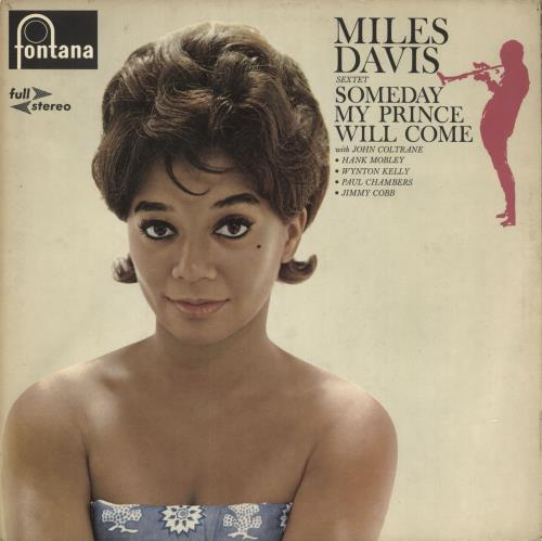 Miles Davis Someday My Prince Will Come - EX vinyl LP album (LP record) UK MDALPSO676109
