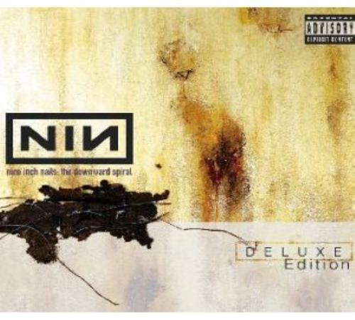 Nine Inch Nails The Downward Spiral super audio CD SACD UK NINSATH306347