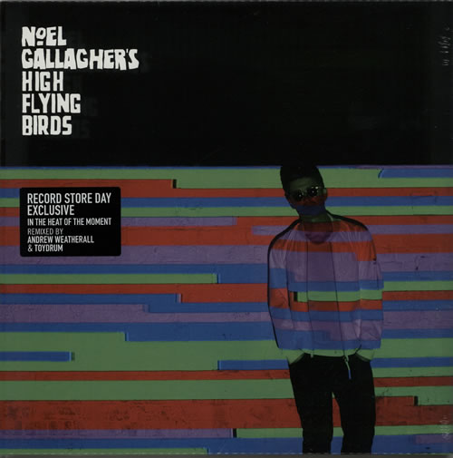 """Noel Gallagher In The Heat Of The Moment - RSD 15 - Sealed 12"""" vinyl single (12 inch record / Maxi-single) UK NGL12IN628126"""