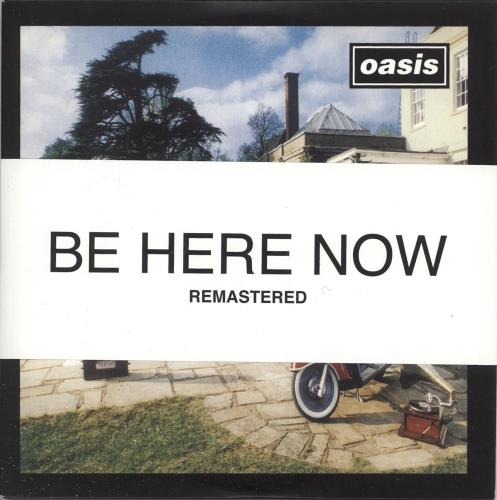 Oasis (UK) Be Here Now (Chasing The Sun Edition) - 3CD Promo Set 3-CD album set (Triple CD) UK OAS3CBE725111