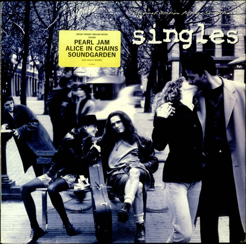 Original Soundtrack Singles vinyl LP album (LP record) Dutch OSTLPSI448115