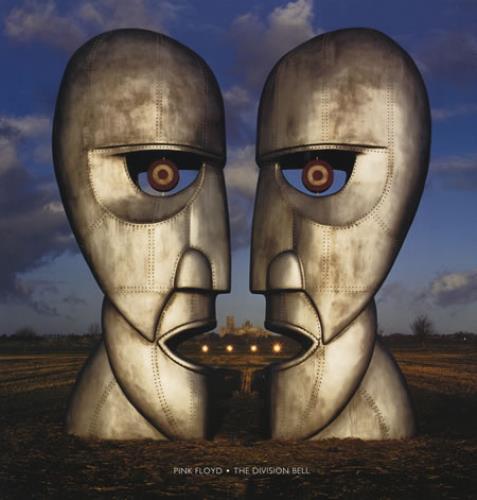 Pink Floyd The Division Bell Aqua Blue Vinyl US Vinyl LP Album LP Record 44735