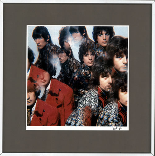 Pink Floyd The Piper At The Gates Of Dawn - Signed by The Photographer photograph UK PINPHTH632828