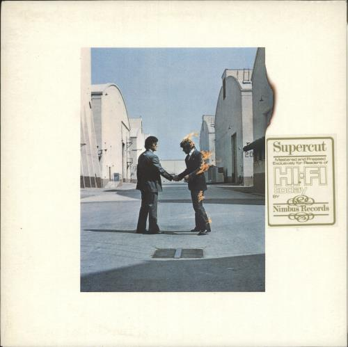 Pink Floyd Wish You Were Here - Nimbus Supercut vinyl LP album (LP record) UK PINLPWI108960