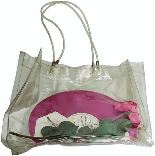 Prince Purple Rain Avant de Dormir Promotional Bag memorabilia European PRIMMPU738487