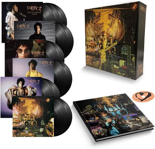 Prince Sign O' The Times - 13LP+DVD - Super Deluxe Edition Vinyl Box Set UK PRIVXSI752856