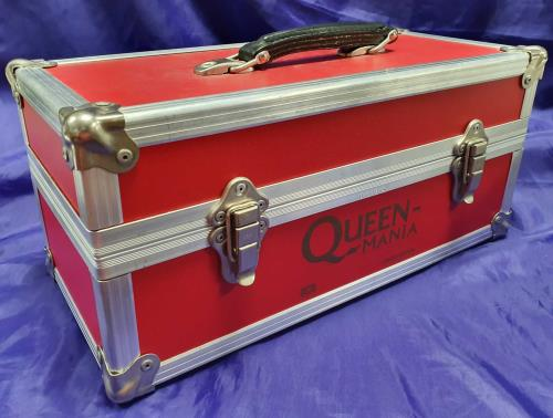Queen Queen Mania + T-Shirt box set UK QUEBXQU427951