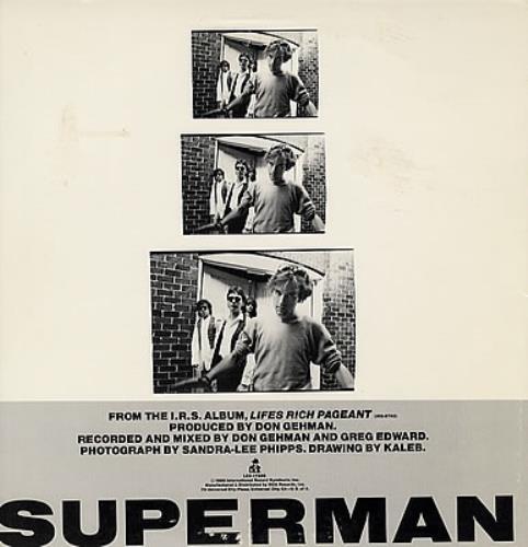Image result for rem superman sleeve images