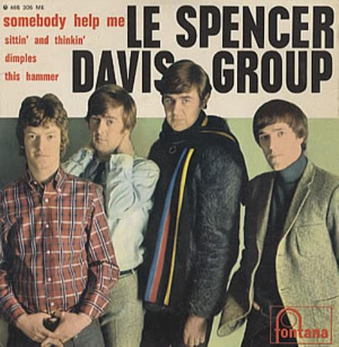 Image result for spencer davis somebody help me