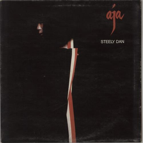 Steely Dan Aja + Inner - EX vinyl LP album (LP record) UK S-DLPAJ698283
