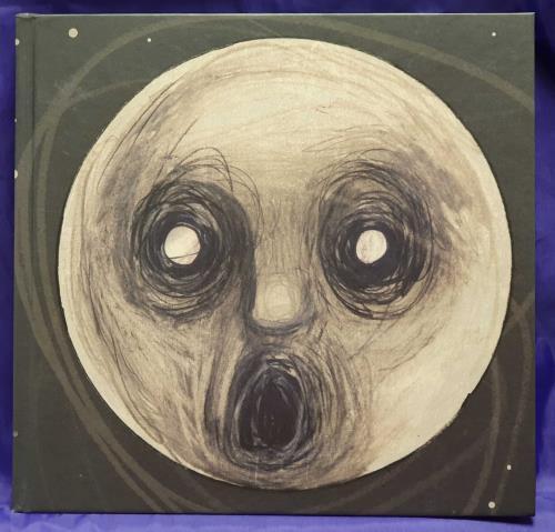 Steven Wilson The Raven That Refused To Sing CD Album Box Set UK SXWDXTH723267