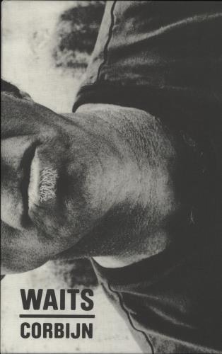 Tom Waits Waits-Corbijn '77-'11 book German TMWBKWA728176
