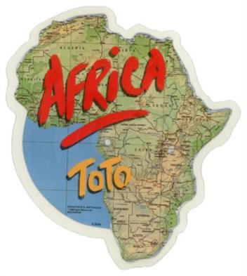 Image result for Toto Africa record store day