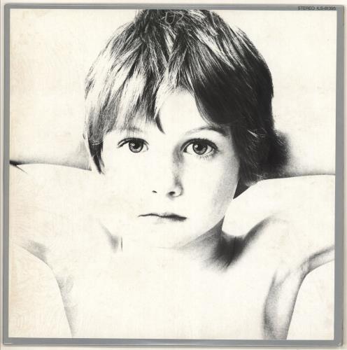 U2 Boy - Withdrawn vinyl LP album (LP record) Japanese U-2LPBO325440
