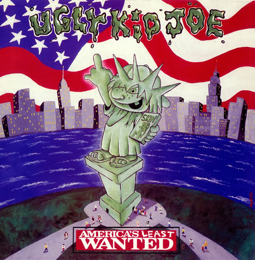 Ugly Kid Joe America's Least Wanted vinyl LP album (LP record) UK UKJLPAM495994