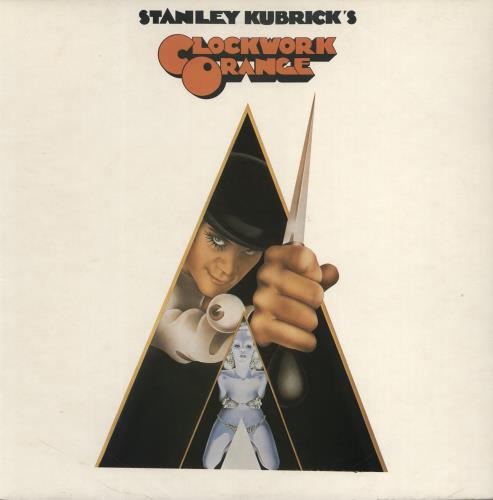 Walter Carlos A Clockwork Orange - 1st vinyl LP album (LP record) UK WCLLPAC132656