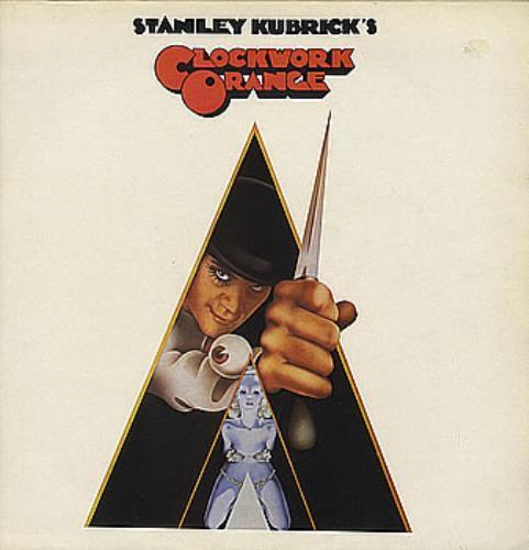 Walter Carlos A Clockwork Orange vinyl LP album (LP record) German WCLLPAC216070