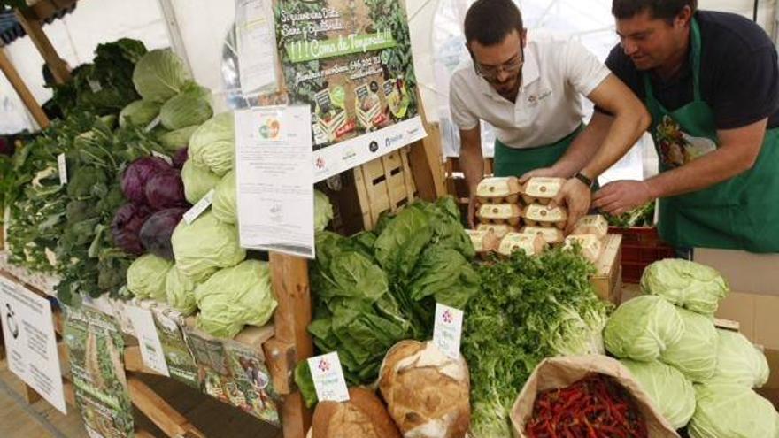 Ecomercados en Andalucía
