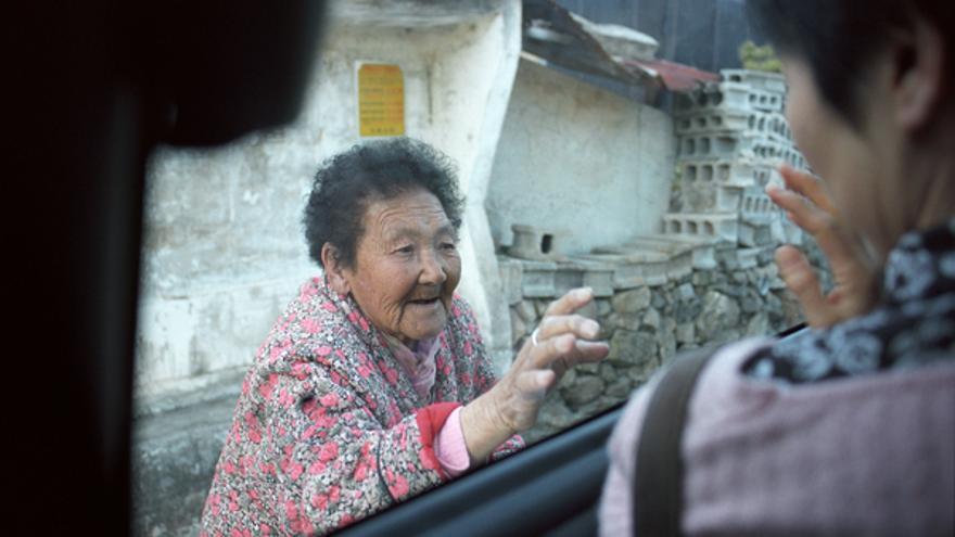 Imagen de Lee Doo-soon, confort woman, (84), Tongyoung. © Paula Allen