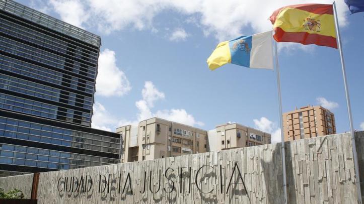 Resultado de imagen de tribunal superior de justicia las palmas