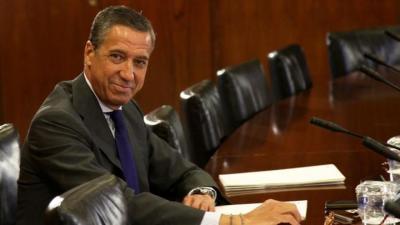 El exministro de Trabajo, Eduardo Zaplana