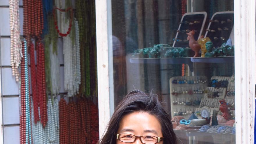 """La documentalista y productora Iara Lee, fundadora de """"Culturas de la Resistencia"""""""