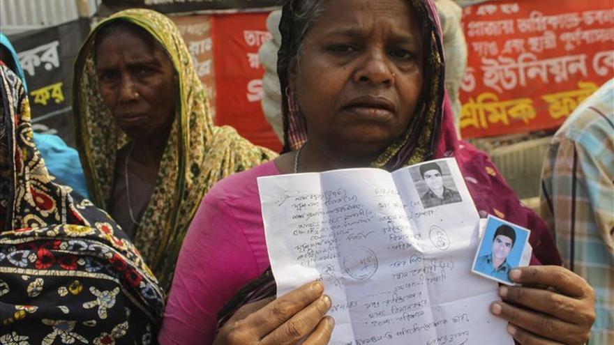 La tragedia del Rana Plaza no acaba con los problemas del textil en Bangladesh