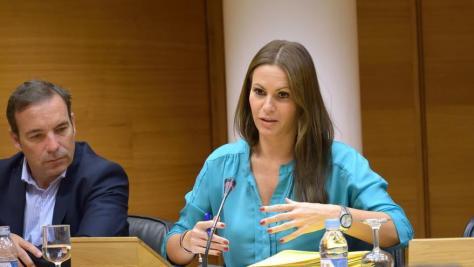 Beatriz Gascó, diputada del PP y exdirectora general de Educación