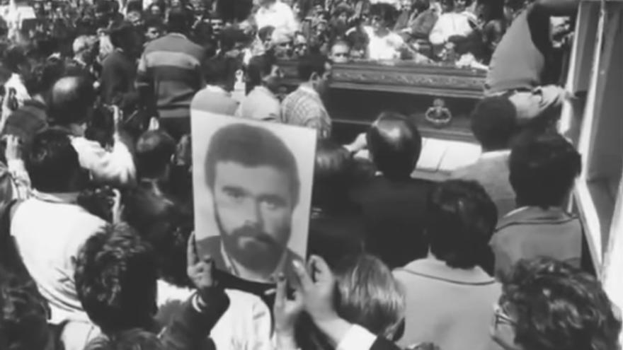 Fragmento del documental 'Reinosa 87. La cólera de un pueblo'.
