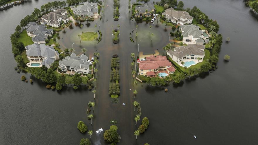 Houston, Texas después de Huracán Harvey   Foto: Gregory Bull GTRES