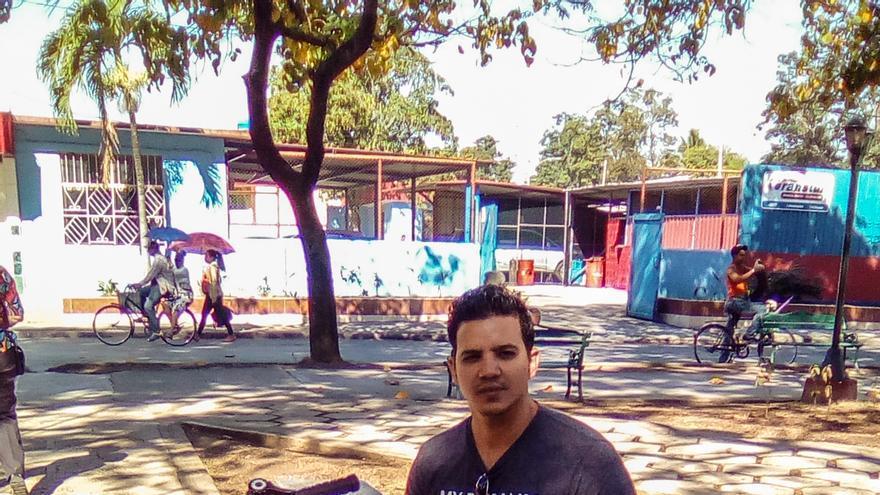 Martín Proenza es uno de los emprendedores cubanos que han creado un nuevo proyecto al cobijo de internet
