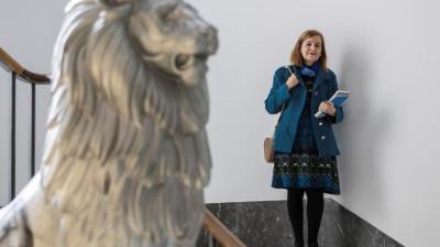 La nueva jueza española en el Tribunal Europeo de Derechos Humanos, María Elósegui