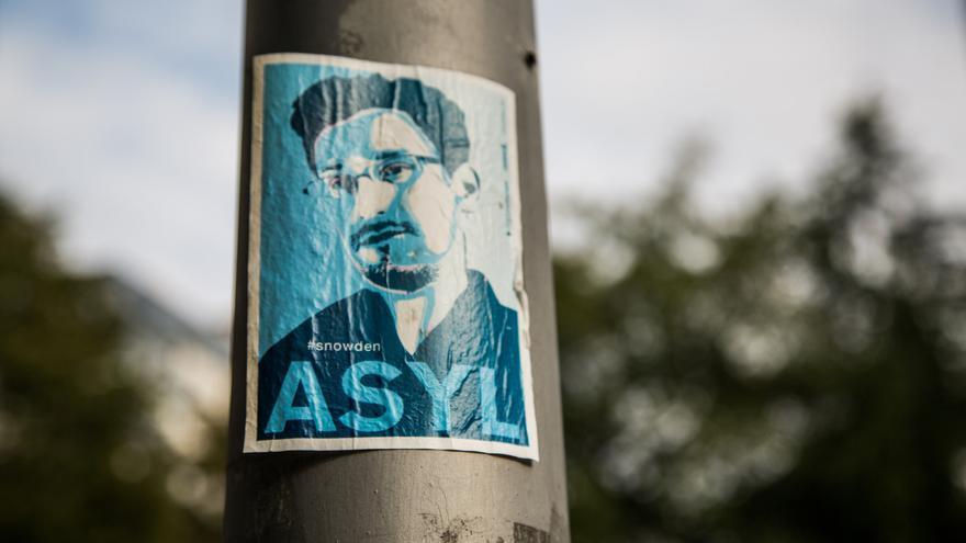Edward Snowden, culpable para muchos de los ataques terroristas de París