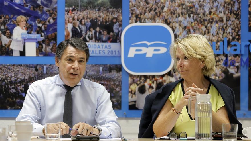 """González dice que apostó por Aguirre a la Alcaldía no por ser  """"especialmente avispado"""" sino porque lo ve en la calle"""