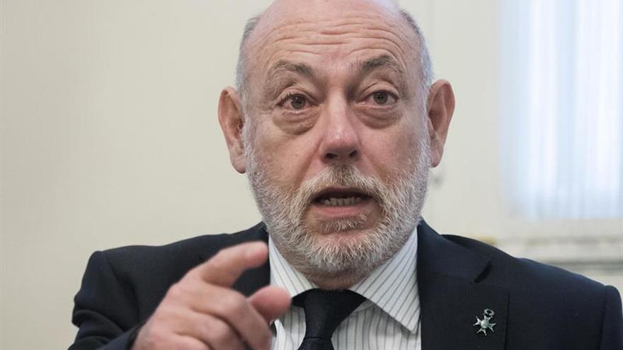 Maza renueva esta semana la cúpula fiscal en pleno debate sobre su autonomía EFE