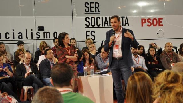 """Puente (PSOE) defiende ayuntamientos """"menos preocupados por la ciudad y más por la ciudadanía"""""""
