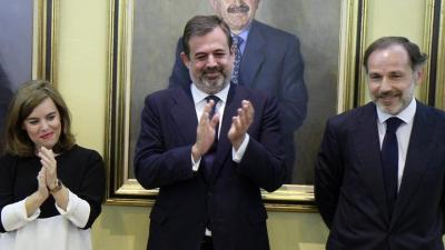 Ramos de Armas jura su cargo como subsecretario de Presidencia con un compromiso para mejorar la vida de los ciudadanos