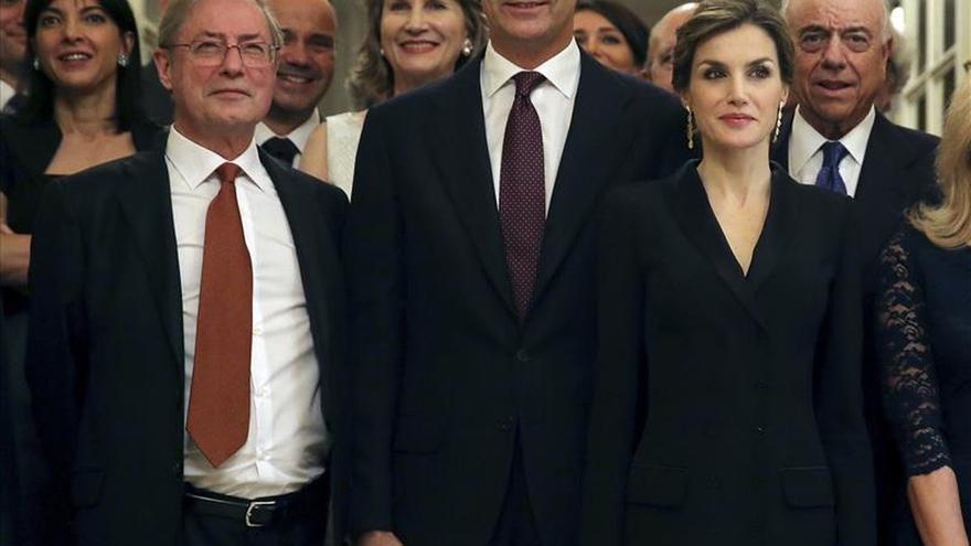 """El Rey insiste en que Europa debe reaccionar """"unida"""" y """"firme"""" ante el terror"""