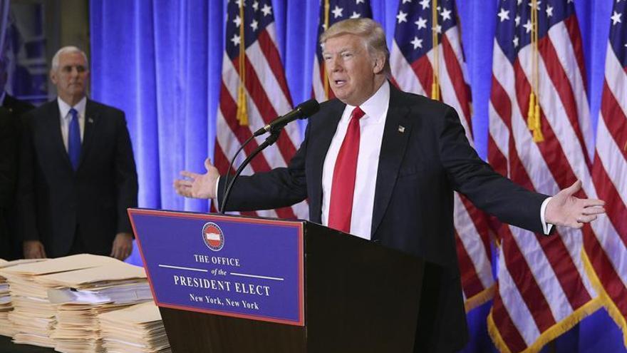 """Trump: """"Voy a ser el mayor productor de empleos que Dios ha creado nunca"""""""