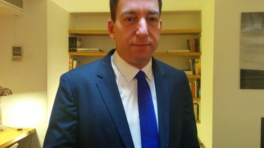 Glenn Greenwald Foto: Marilin Gonzalo