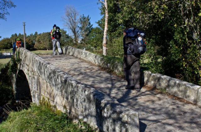 Risultati immagini per puente de furelos