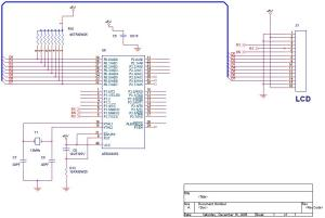How to interface an LCD to 89c51 using 4 bit mode?