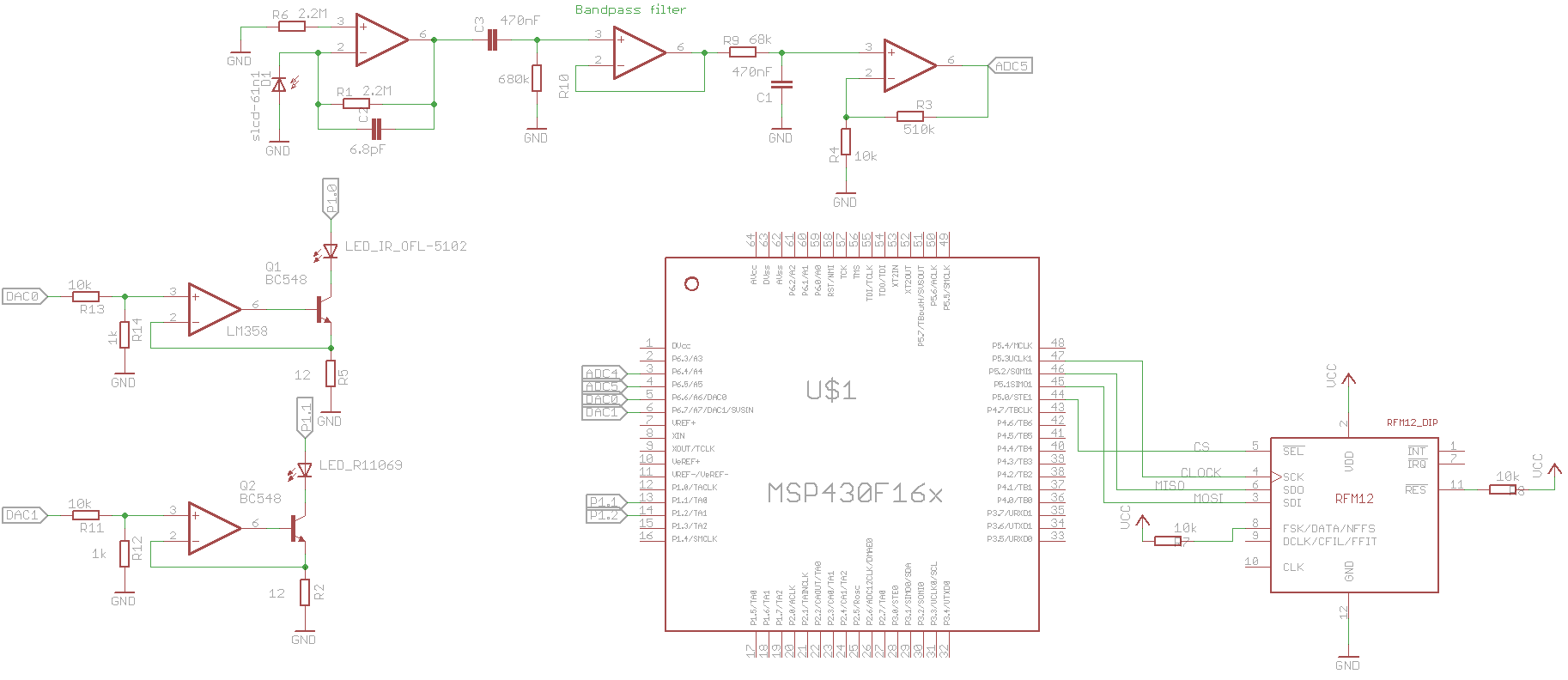 How To Drive A Led With Dac