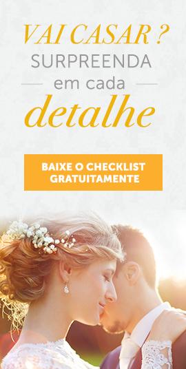 Checklist casamento