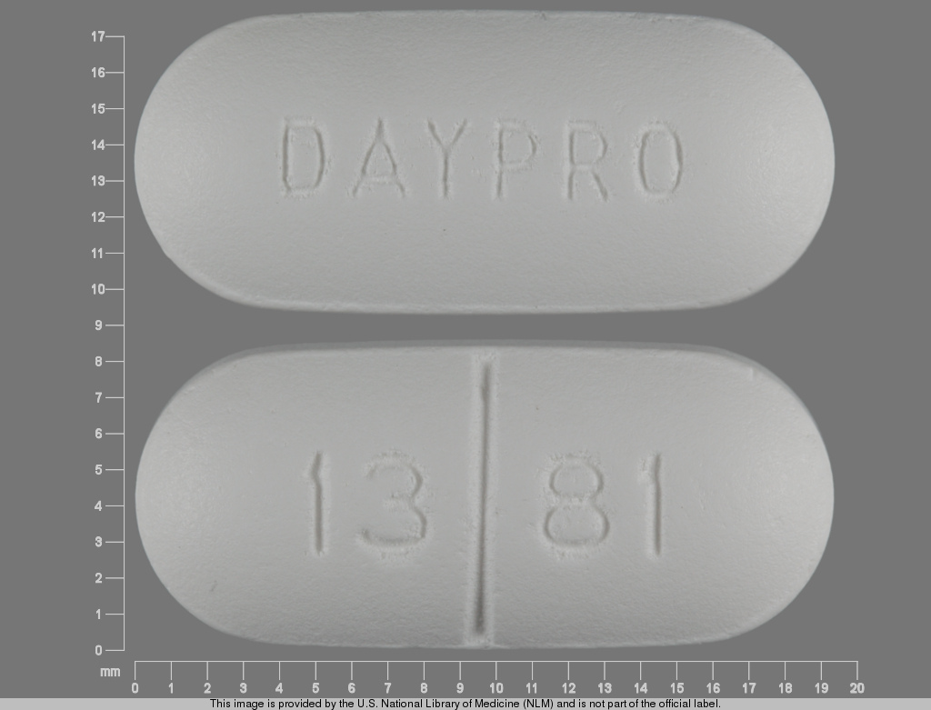 daypro oxaprozin uses side effects