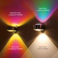 Top Light Puk Maxx Wall LED Wandleuchte ohne Zubehör   2 ...